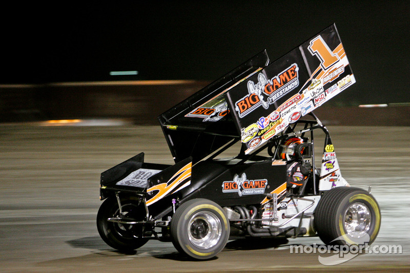 WoO driver Sammy Swindell scores a pair of top fives