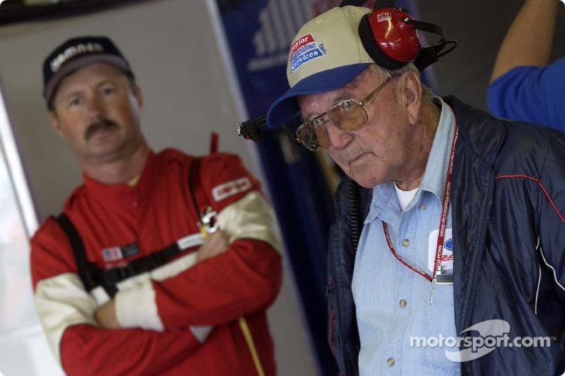 Legendary car owner Junie Donlavey passes away