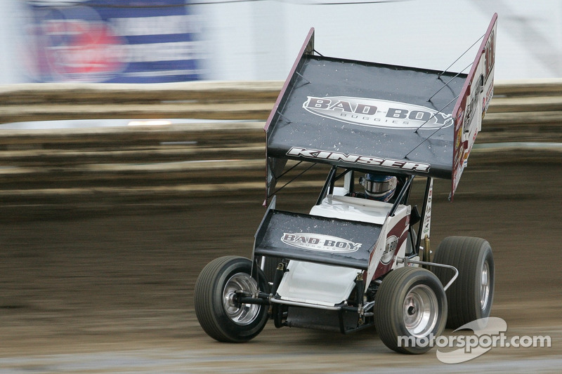 Famed dirt ovals Jackson, Knoxville next up for Steve Kinser, Donnie Schatz