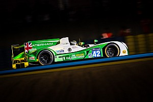 Le Mans Preview McMurry readjusts Le Mans goals while on edge of racing history