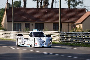 Le Mans Preview ZEOD RC makes first all-electric lap of Le Mans