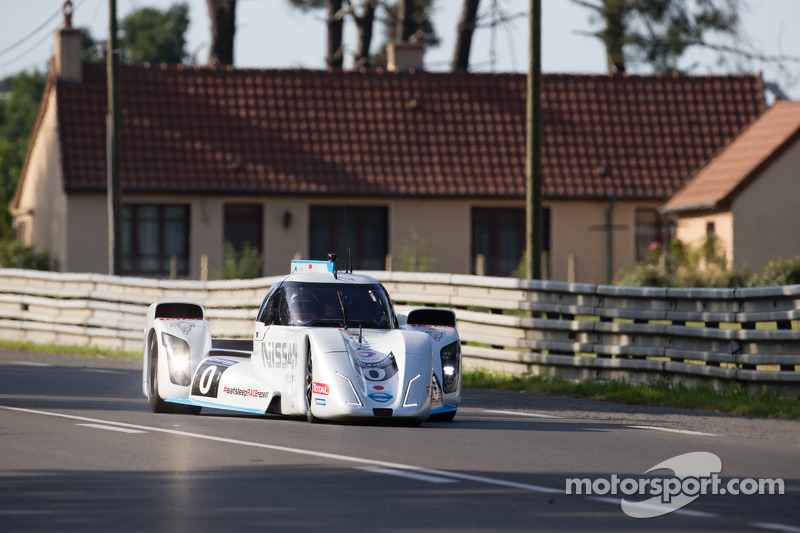 ZEOD RC makes first all-electric lap of Le Mans