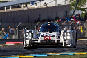 Le Mans Race report Strong performance by the two Porsche 919 Hybrids but no dream ending