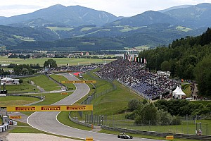 Formula 1 Practice report McLaren has a productive day at Spielberg
