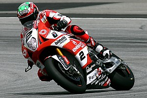 World Superbike Qualifying report Giugliano and the Ducati Superbike Team score a front row start for tomorrow's SBK races at Misano