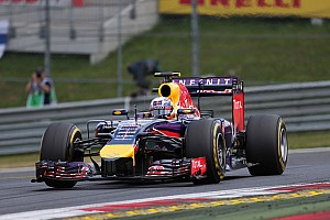 Formula 1 Race report Ricciardo finish 5th and Vettel DNF at Red Bull Ring