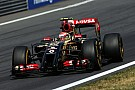 Both Lotus cars saw the chequered flag in the first Austrian GP since 2003
