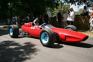 Formula 1 Breaking news Shell to present John Surtees and Kimi Raikkonen at 2014 Goodwood