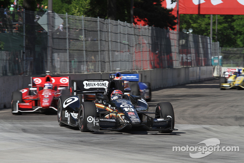 IndyCar to stream practice activity for remainder of season