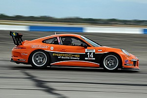 GT Race report Colin Thompson takes Porsche GT3 Cup Challenge win