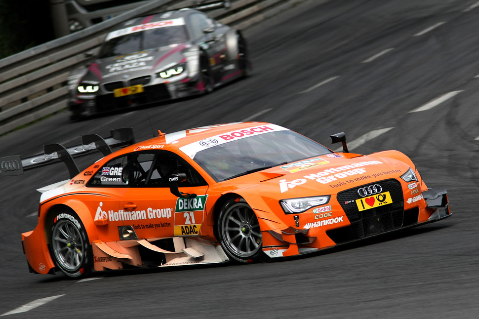norisring live dtm racing