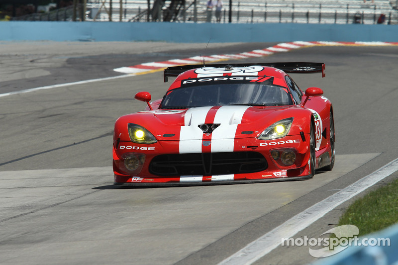 Vipers take pair of podiums at Sahlen's Six Hours of The Glen at Watkins Glen International