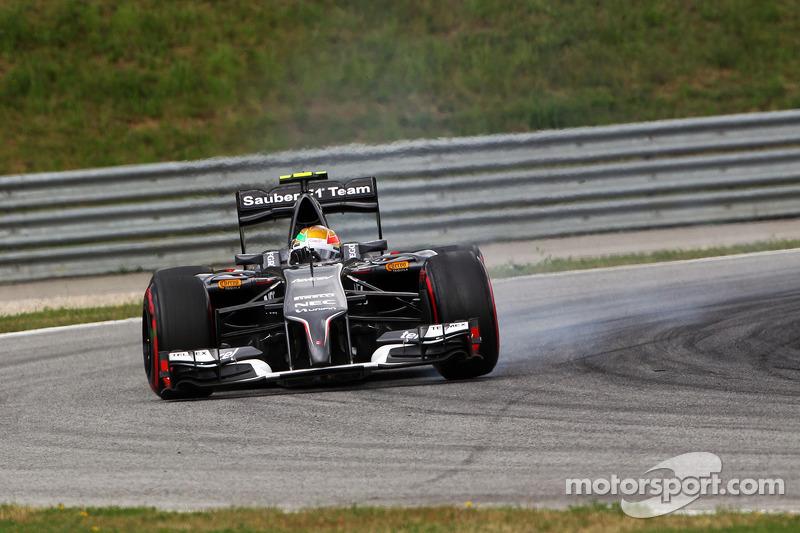 British GP: Sauber keep targeting reducing the time gap to the midfield