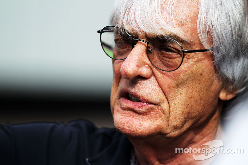 Ecclestone admits F1 buy-back possible