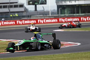 GP3 Race report Stanaway leads home Status GP 1-2 in Silverstone