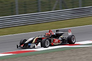 F3 Europe Race report Esteban Ocon completes his triple victory