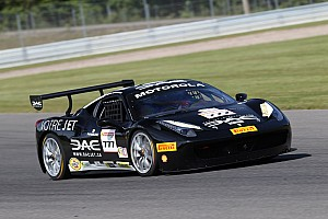 Ferrari Race report Anassis and Lu Victorious in Race 1 at Road America