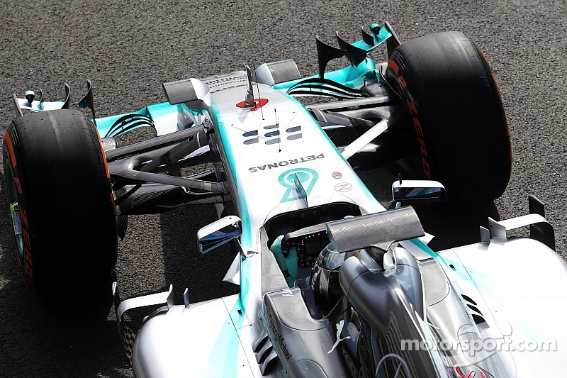 Mercedes to run without 'Fric' at Hockenheim