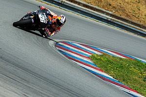 MotoGP Testing report Repsol Honda riders happy with direction of machine development