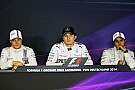 2014 German Grand Prix Qualifying press conference