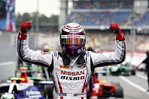 GP3 Race report Masterful Mardenborough claims maiden win in Hockenheim