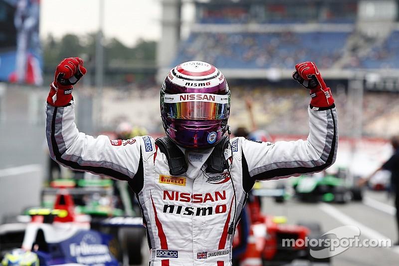 Masterful Mardenborough claims maiden win in Hockenheim
