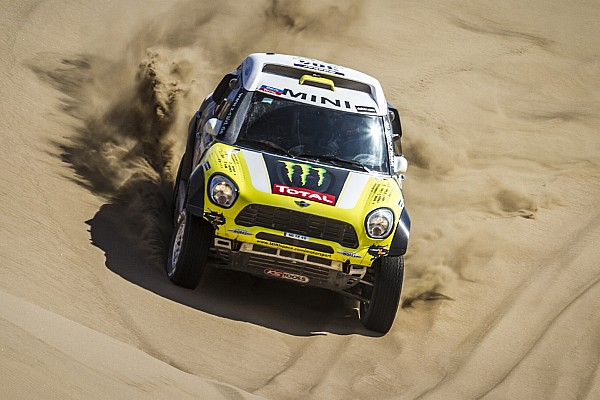 Baja Aragón: Quadruple victory for MINI