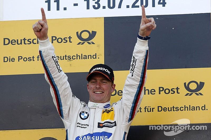 Martin proud of first Belgian win