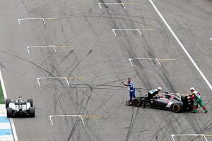 Formula 1 Race report Hamilton sensed a safety car conspiracy