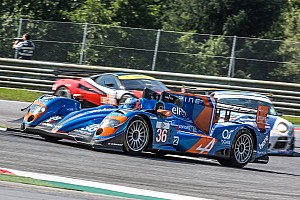 European Le Mans Race report 4 Hours of Red Bull Ring: Alpine reaches the summit in the Alps!