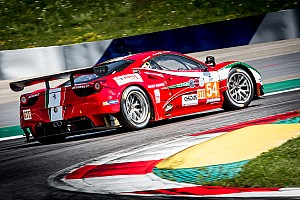 European Le Mans Race report Top five finish for Lyons at Red Bull Ring