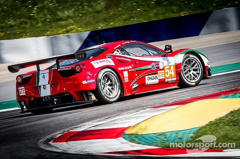 Top five finish for Lyons at Red Bull Ring