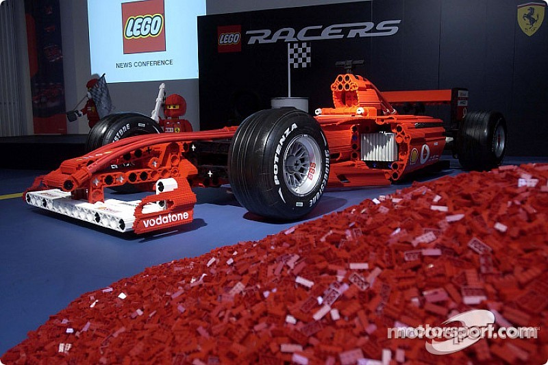 F1 more 'Lego' than 'extreme sport' - Villeneuve