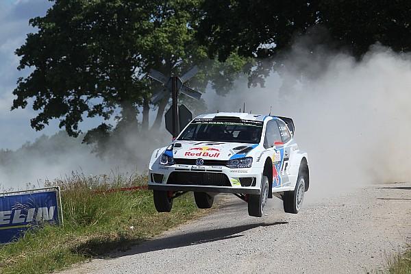 Drift, jump, full throttle – Volkswagen all set for the Rally Finland