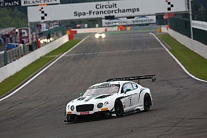 Blancpain Endurance Stage report M-Sport Bentley race bulletin: Hour 5
