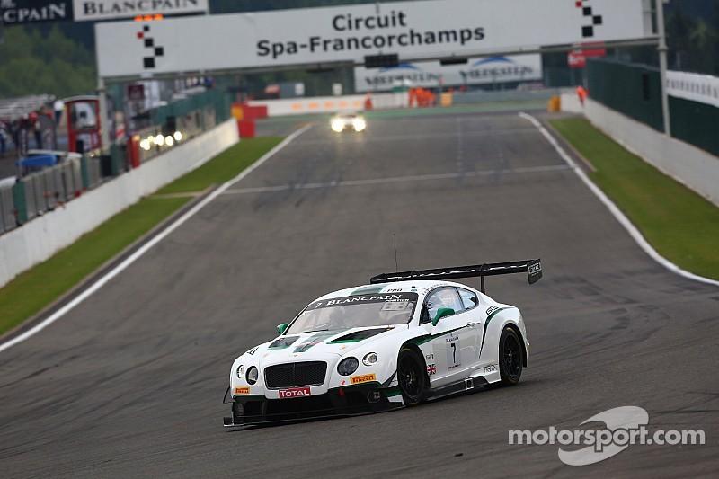 M-Sport Bentley race bulletin: Hour 5
