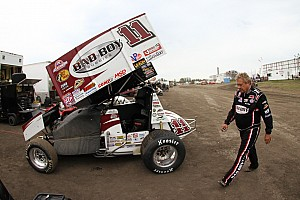 World of Outlaws Preview Tony Stewart Racing heading north of the border