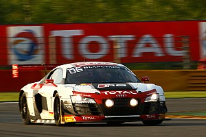 Blancpain Endurance Race report Fantastic win for the Belgian Audi Club Team WRT at the Spa 24 Hours!