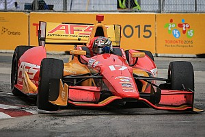 IndyCar Preview Saavedra refreshed and ready for Mid-Ohio