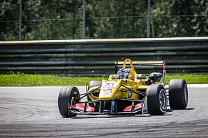 F3 Europe Race report Blomqvist wins while Verstappen and Ocon tangle at RedBull Ring