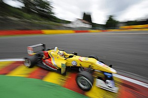 F3 Europe Qualifying report Giovinazzi takes charge at RedBull Ring