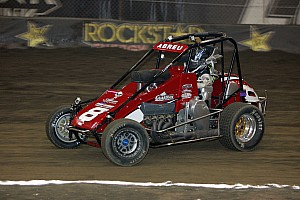USAC Race report Rico Abreu takes the Belleville Midget Nationals