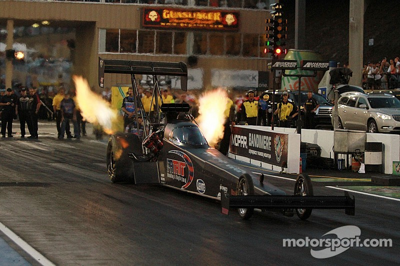 David vs. Goliath, NHRA style