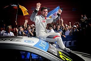WTCC Race report Race One: Lopez wins at home