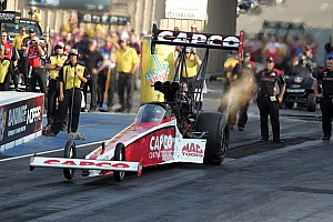 NHRA Race report Same story, different verse for Steve Torrence