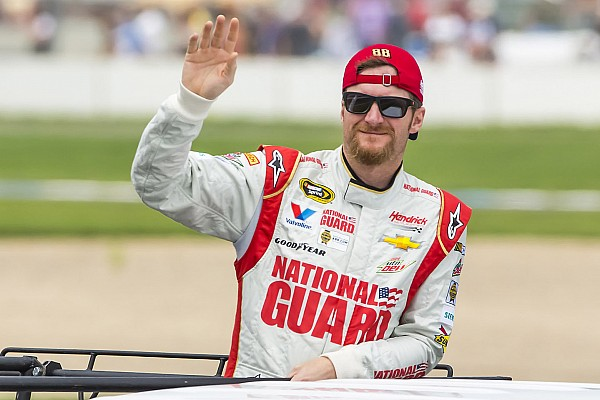 An Earnhardt championship is no longer pie in the sky