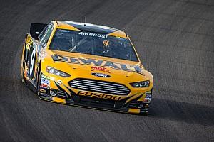 NASCAR Cup Rumor Ambrose to leave NASCAR after 2014?