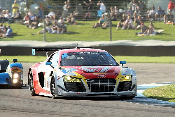 Flying Lizard Motorsports looks to rebound at Road America race showcase