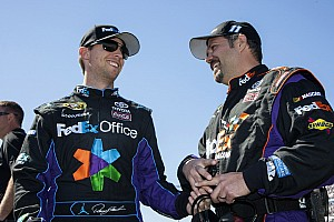 NASCAR Cup Breaking news Could there be a crew chief shuffle at JGR in 2015?