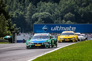 DTM Preview BMW sets sights on more success at the Nürburgring